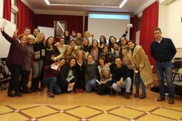 Nervión apuesta por la formación y las buenas experiencias para las familias