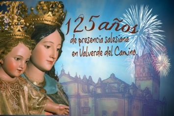 125 aniversario de la llegada de las Hijas de María Auxiliadora a Valverde del Camino
