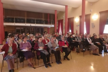 Así han vivido los ejercicios espirituales en Mornese el Consejo y las directoras