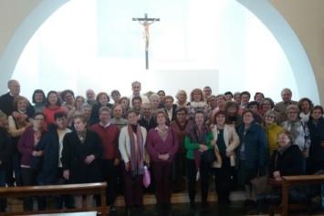 Ejercicios Espirituales 2018 Familia Salesiana zona centro