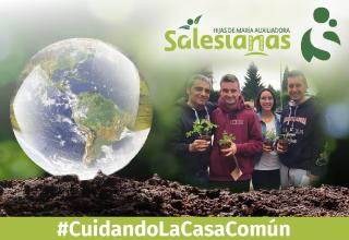 #CuidandoLaCasaComún