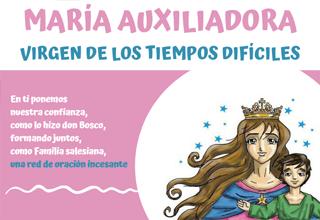 Novena María Auxiliadora