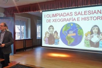 Olimpiadas salesianas en Lugo