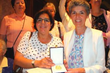 Medalla de Oro de la Ciudad a la Fundación Canaria Maín