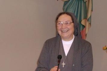 Madre Antonia Colombo nos espera en el cielo