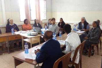 Madreselva: Seminario de gestión en Etiopía