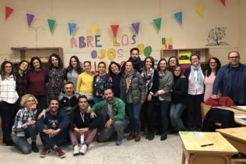 Creando espacios compartidos en La Roda