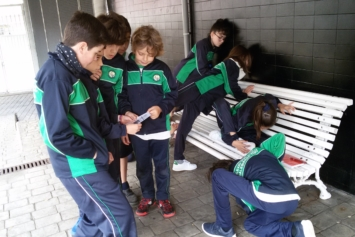 En Vigo Cada día 13… ¡Armamos lío!