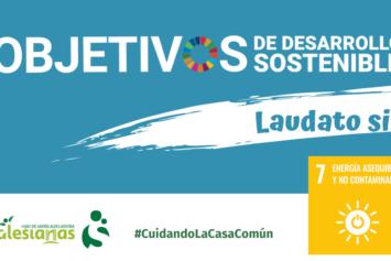 #CuidandoLaCasaComún – ODS nº7