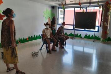 Jumanji en Laura Vicuña de Torrent