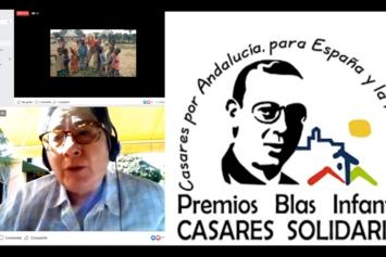 VidesSur recibe uno de los Premios Blas Infante – Casares Solidario
