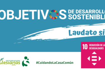 #CuidandoLaCasaComún – ODS nº10
