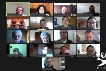 Vides Internacional: Encuentro de Delegadas de Europa