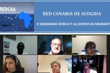 II Seminario «África y juventud migrante»