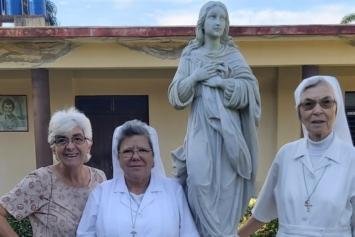 Misioneras españolas en Cuba
