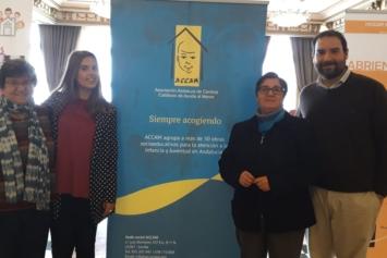 Un educador de Fundación Mornese nuevo presidente de ACCAM