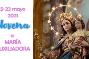 Novena mundial a María Auxiliadora