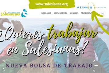 Nueva Bolsa de trabajo – Salesianas